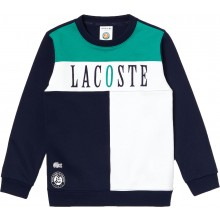 SWEAT LACOSTE JUNIOR ROLAND GARROS