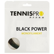 CORDAGE TENNISPRO BLACK POWER (12 METRES)