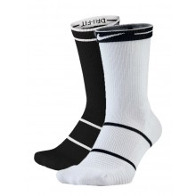 CHAUSSETTES NIKE COURT ESSENTIALS CREW DRI-FIT