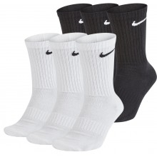 3 PAIRES  DE CHAUSSETTES NIKE CUSHION EVERYDAY MI-HAUTES