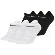 3 PAIRES  DE CHAUSSETTES NIKE EVERYDAY EXTRA BASSES