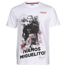 T-SHIRT NOX VAMOS MIGUELITO
