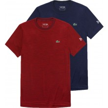 T-SHIRT LACOSTE DJOKOVIC TRAINING