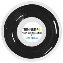 BOBINE TENNISPRO TOUR MAX EVOLUTION 2.0 (200 METRES)