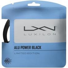 CORDAGE LUXILON BIG BANGER ALU POWER BLACK (12 METRES)