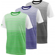 T-SHIRT WILSON JUNIOR TEAM STRIPED