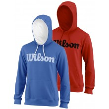 SWEAT WILSON A CAPUCHE SCRIPT COTTON