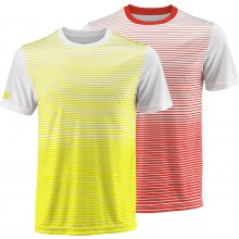 T-SHIRT WILSON TEAM STRIPED