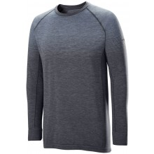 T-SHIRT WILSON MANCHES LONGUES SEAMLESS CREW