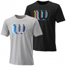 T-SHIRT WILSON BLUR TECH