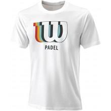 T-SHIRT WILSON PADEL BLUR W