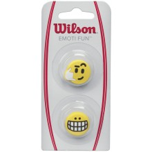 ANTIVIBRATEURS WILSON EMOTI FUN BIG SMILE/CALL ME