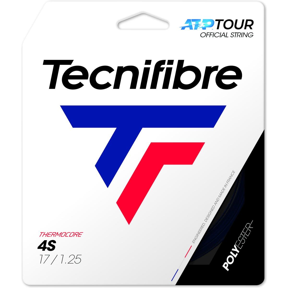 CORDAGE TECNIFIBRE BLACK CODE 4S (12 METRES)