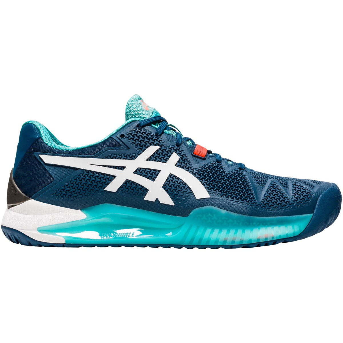 CHAUSSURES ASICS GEL RESOLUTION 8 TOUTES SURFACES - ASICS - Homme ...