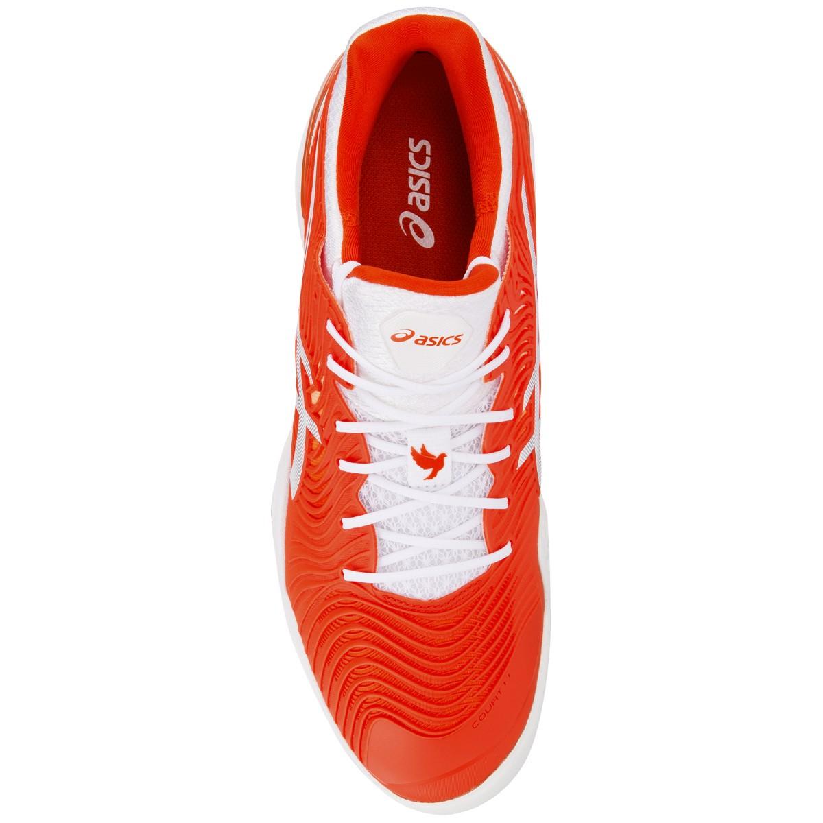Chaussures Asics Court FF Djokovic Paris Toutes Surfaces