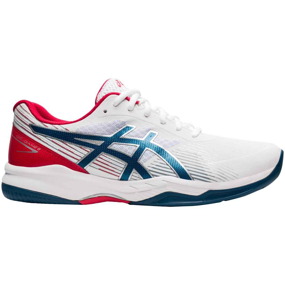 CHAUSSURES ASICS GEL GAME 8 TOUTES SURFACES - ASICS - Homme ...