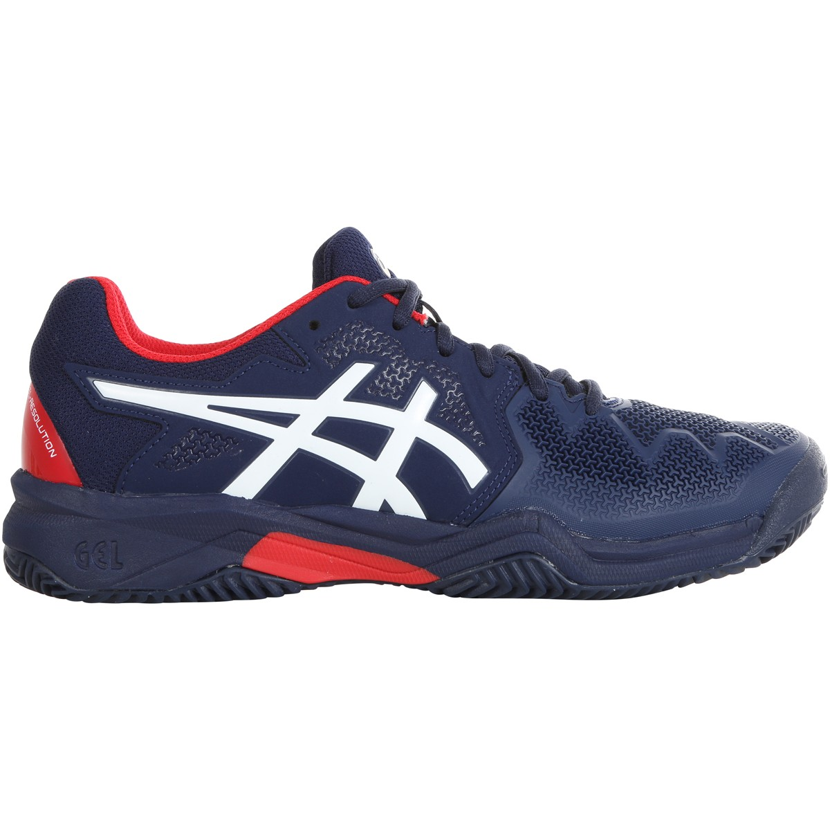 CHAUSSURES ASICS JUNIOR GEL RESOLUTION GS TERRE BATTUE