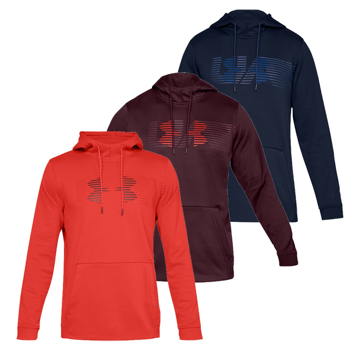 finest selection f8511 eaa23 SWEAT UNDER ARMOUR A CAPUCHE SPECTRUM +
