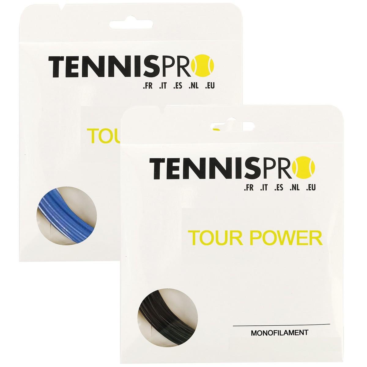 CORDAGE TENNISPRO TOUR POWER (12 METRES)