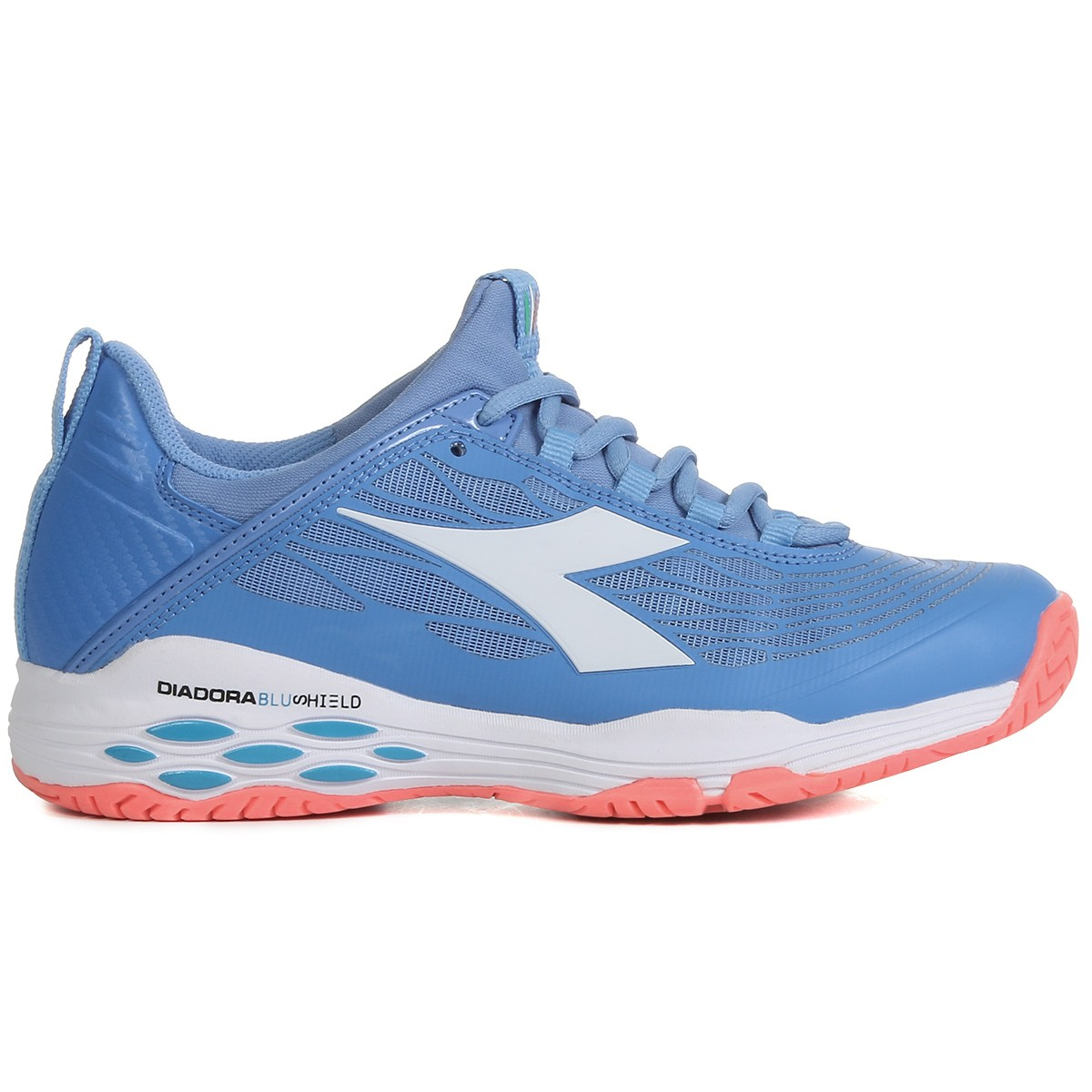 Diadora 2018 Chaussures De Tennis Bleu Homme Sortie