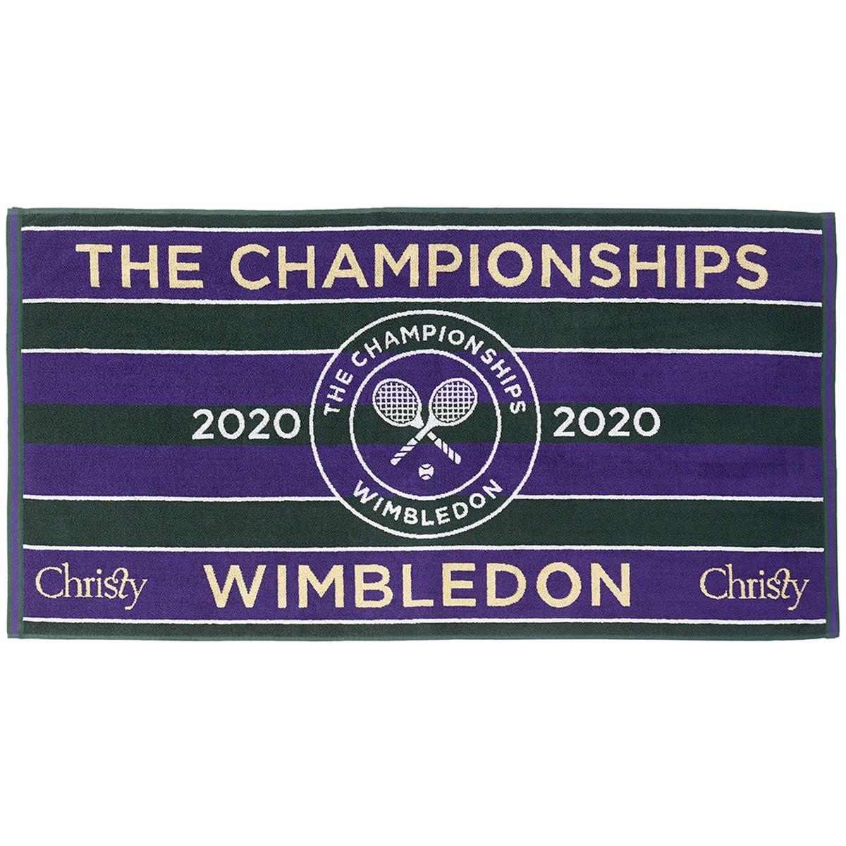 SERVIETTE JOUEUR WIMBLEDON 2020 70*133 CM