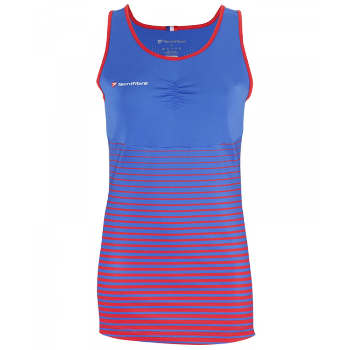 DEBARDEUR TECNIFIBRE JUNIOR FILLE F4 LASERVENT CLUB