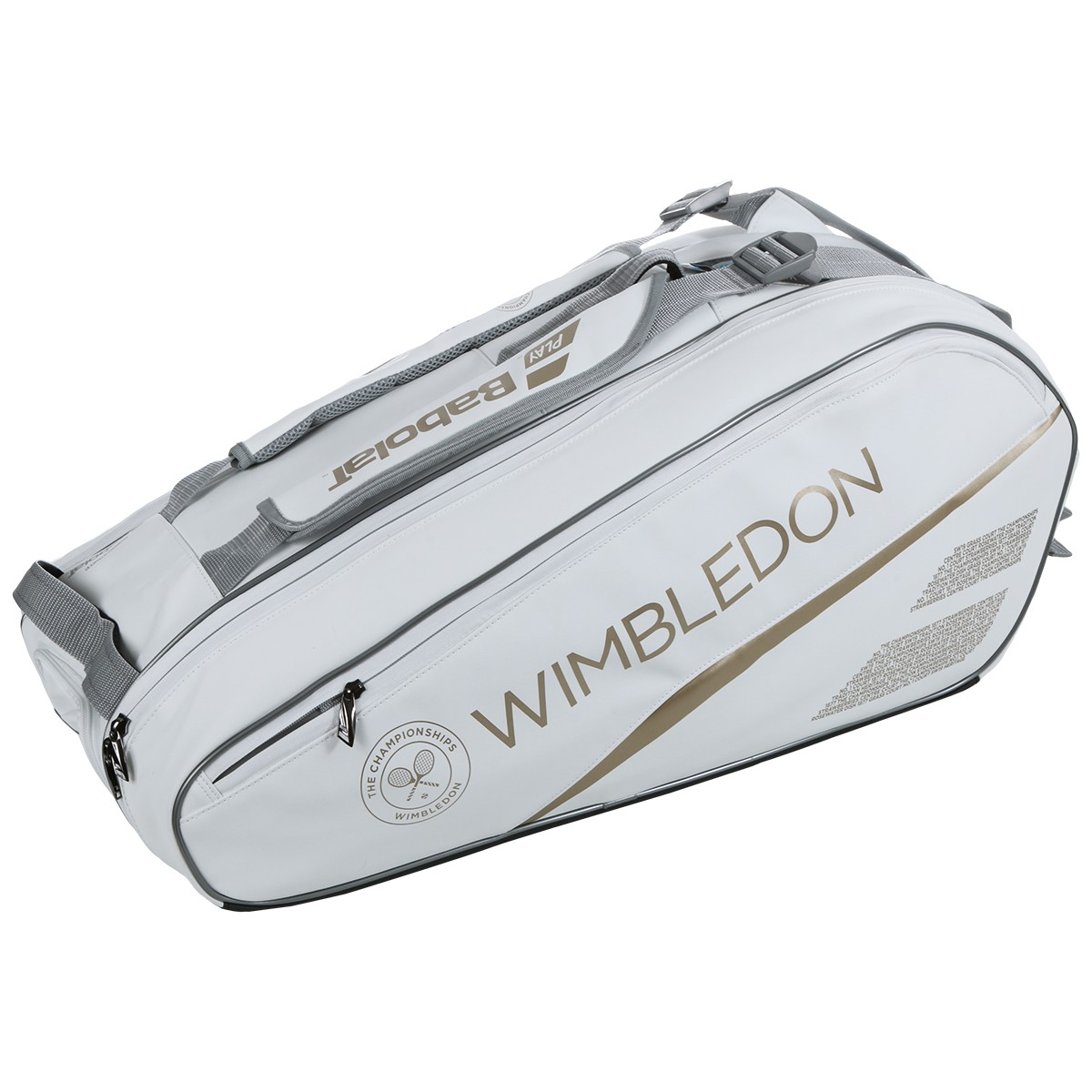 Wimbledon Babolat Pure SacsTennispro Sac Tennis 6 De f6IYyv7gb
