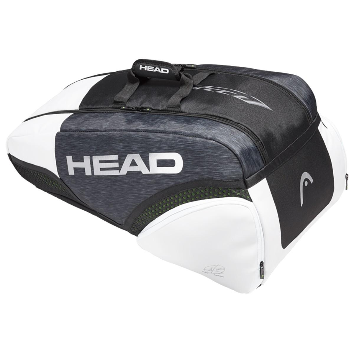 SAC DE TENNIS HEAD DJOKOVIC 9R SUPERCOMBI