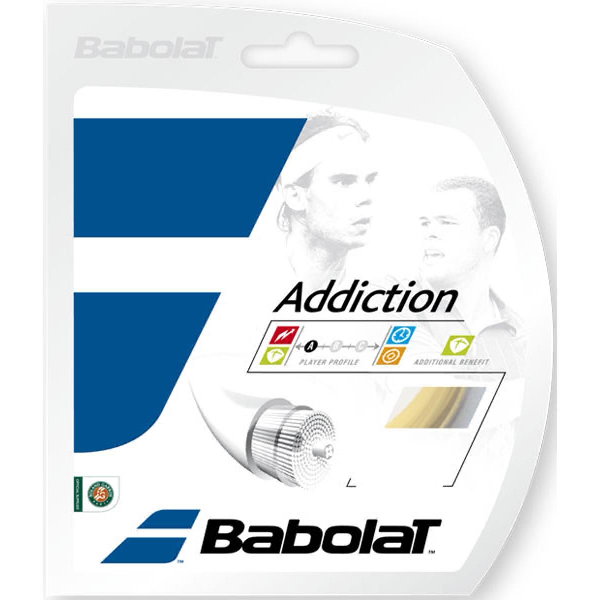 CORDAGE BABOLAT ADDIXION (12 METRES) (EX ADDICTION)