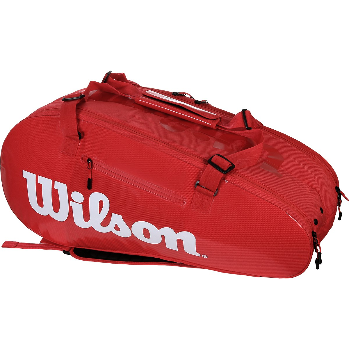 SAC DE TENNIS WILSON SUPER TOUR INFRARED 2 COMP LARGE