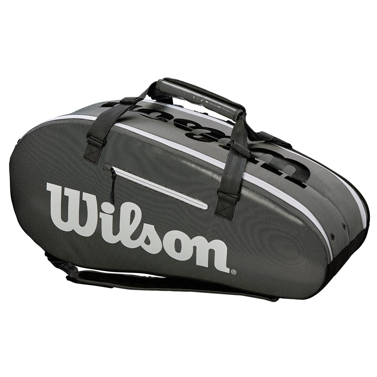 SAC DE TENNIS WILSON SUPER TOUR 2 COMP LARGE