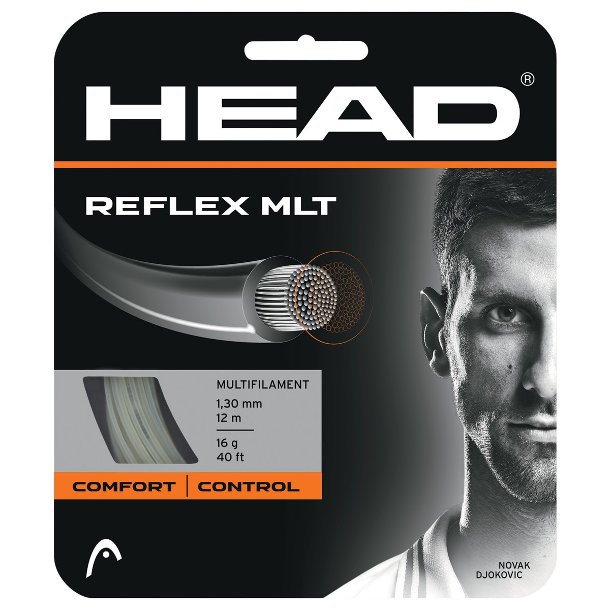 CORDAGE HEAD REFLEX MLT (12 METRES)
