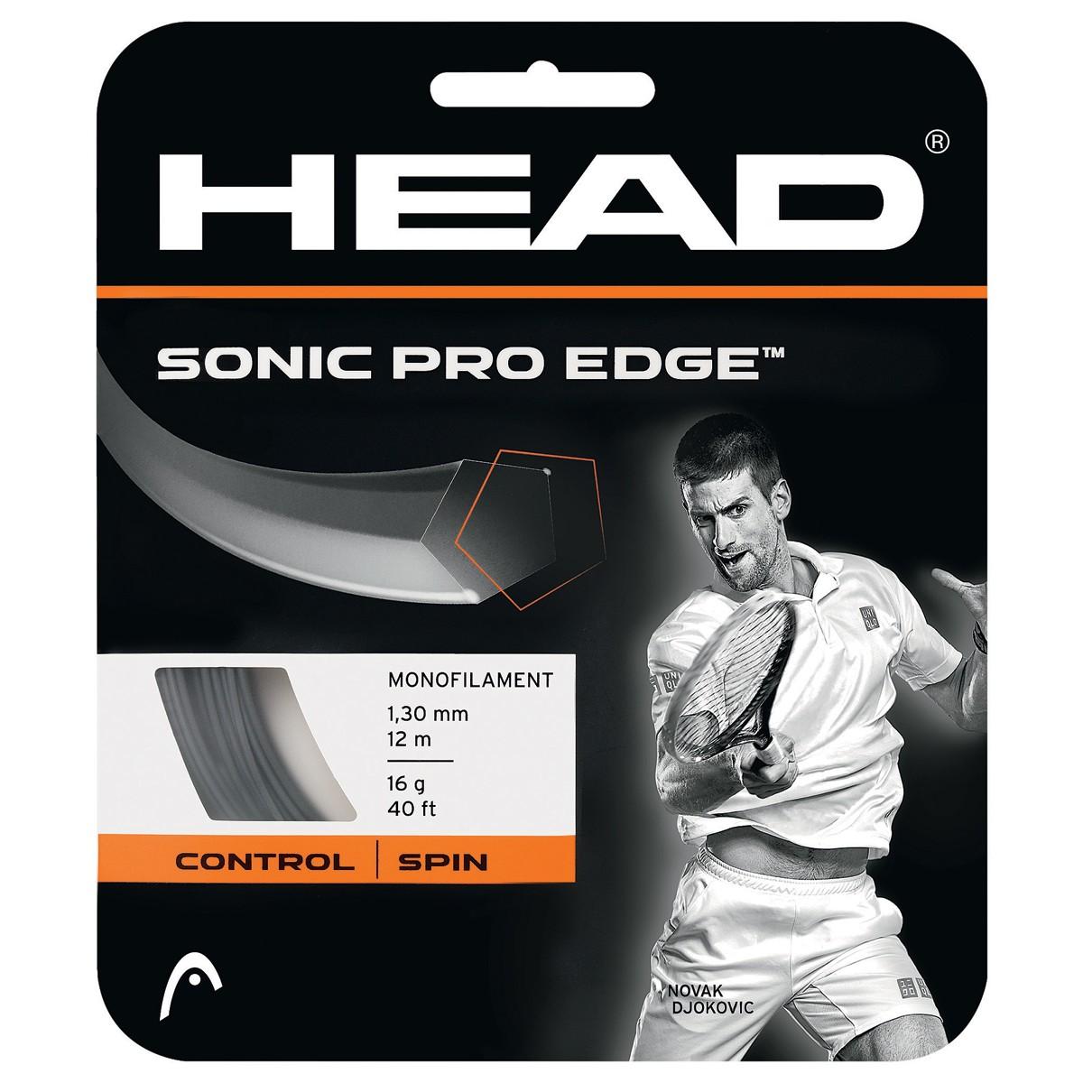 CORDAGE HEAD SONIC PRO EDGE (12METRES)