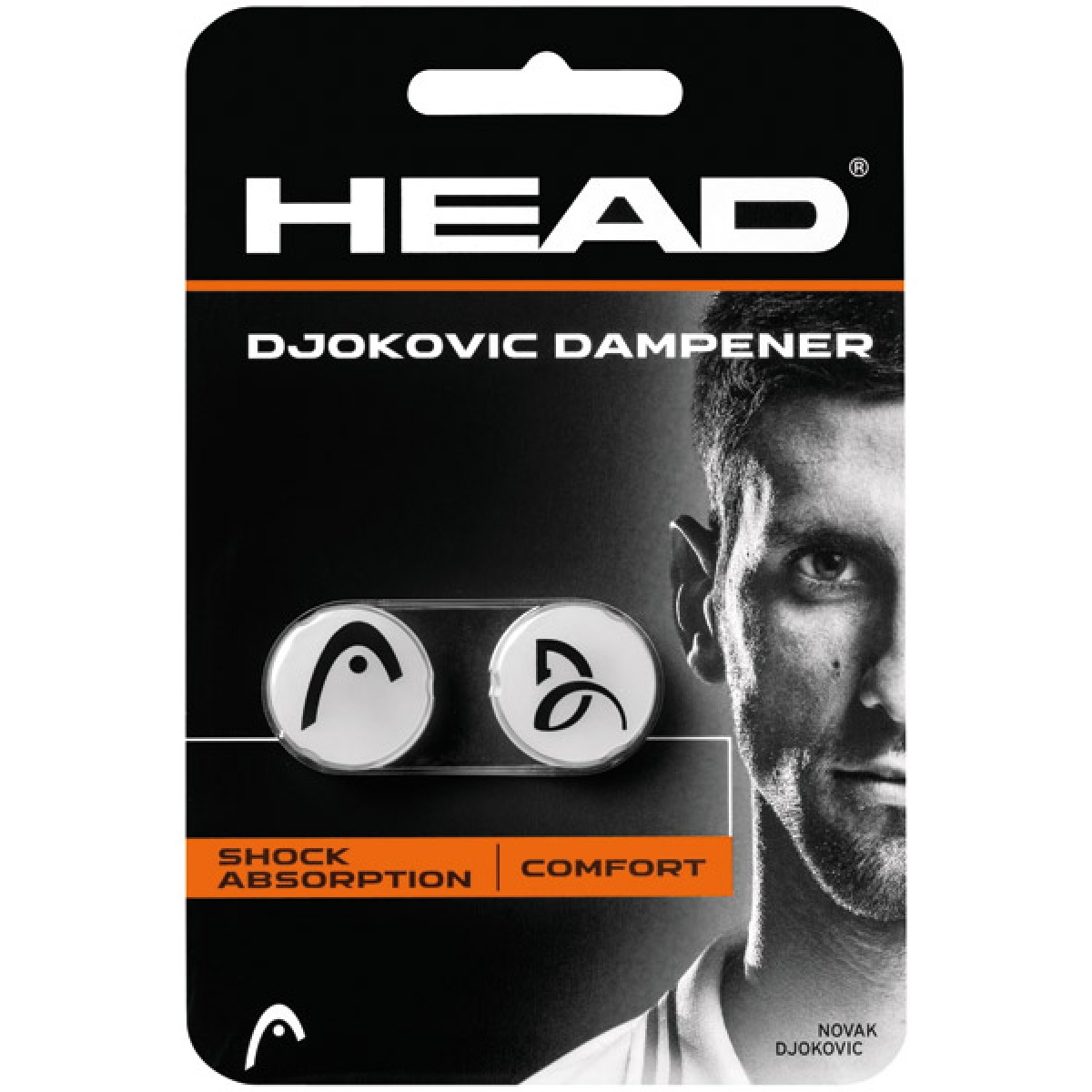 ANTIVIBRATEURS HEAD DJOKOVIC DAMPENER