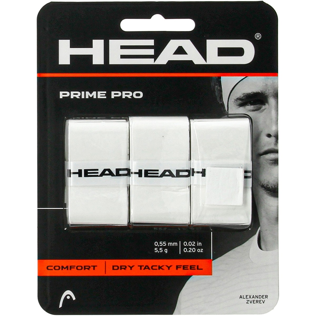 SURGRIP HEAD PRIME PRO