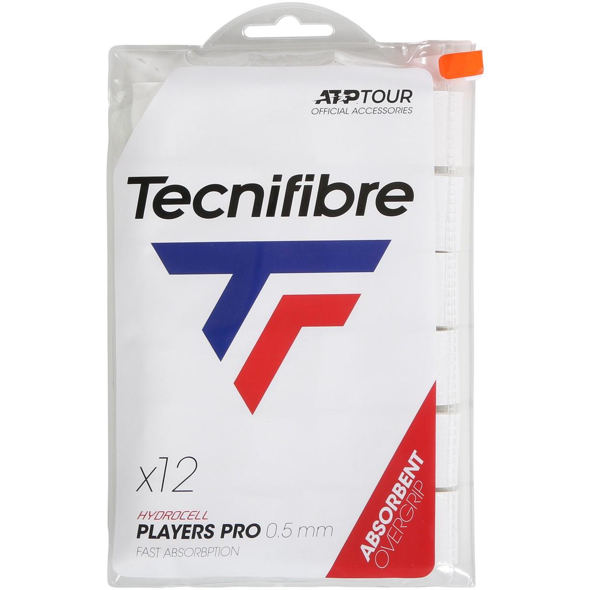 12 SURGRIPS TECNIFIBRE PRO PLAYERS ATP