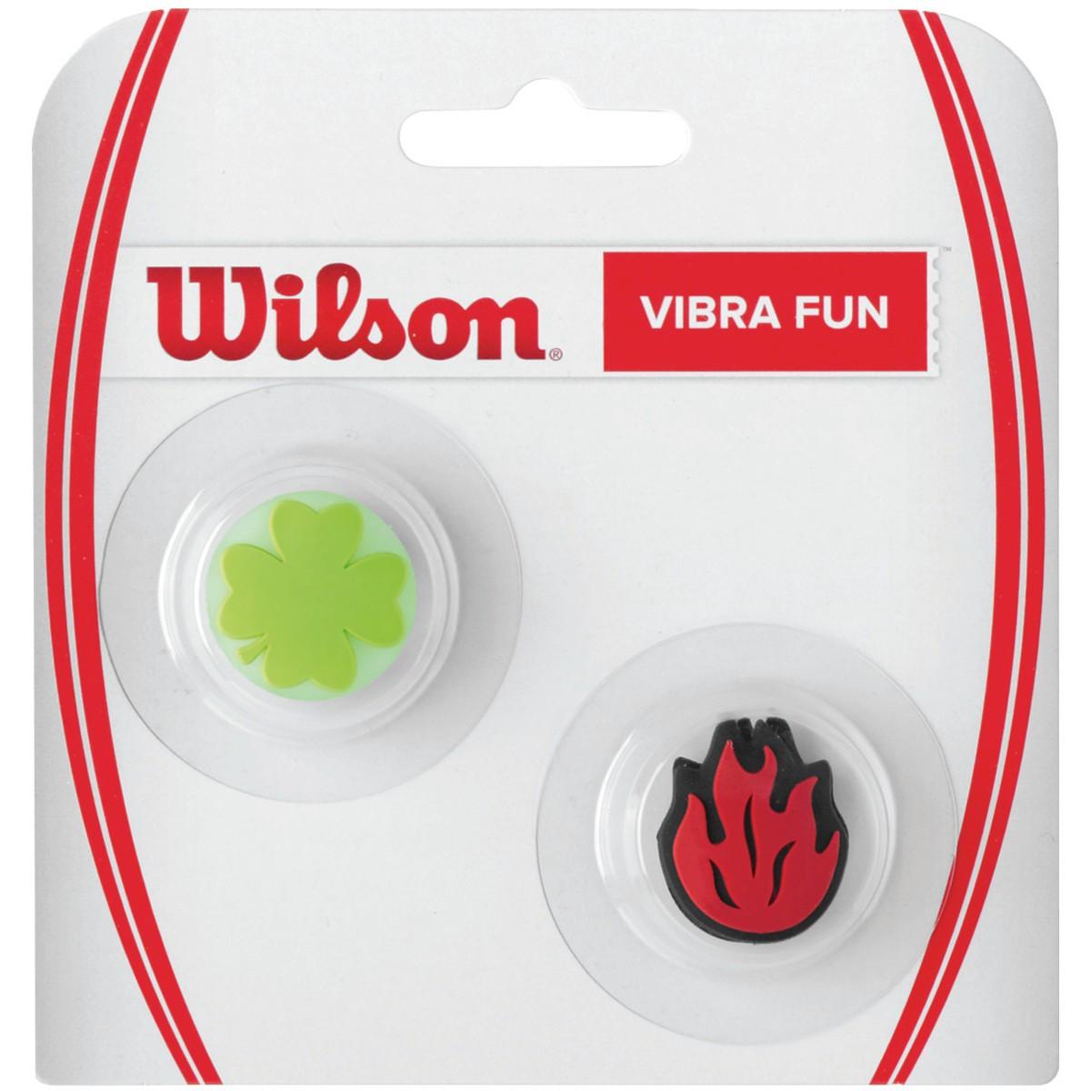 ANTIVIBRATEURS WILSON VIBRA FUN FLAME