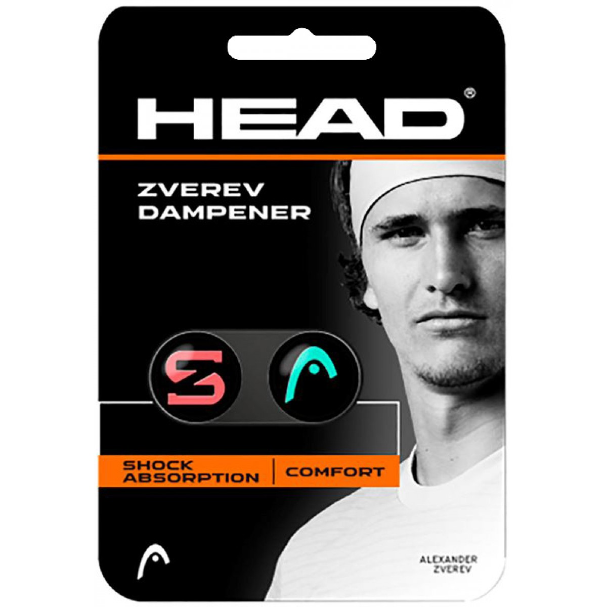 ANTIVIBRATEURS HEAD ZVEREV