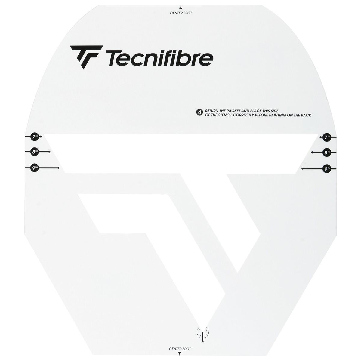 POCHOIR TECNIFIBRE (NEW LOGO)