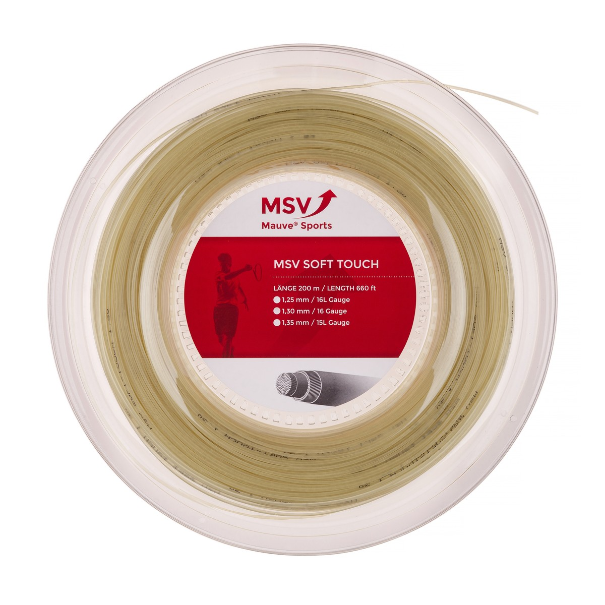 BOBINE MSV SOFT TOUCH (200 METRES)
