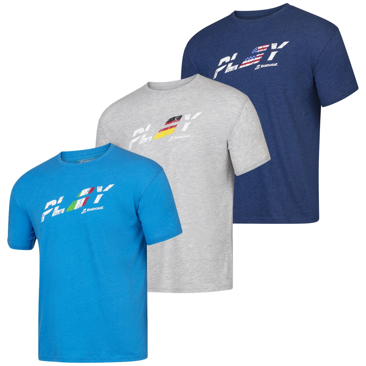 T-SHIRT BABOLAT EXERCISE COUNTRY