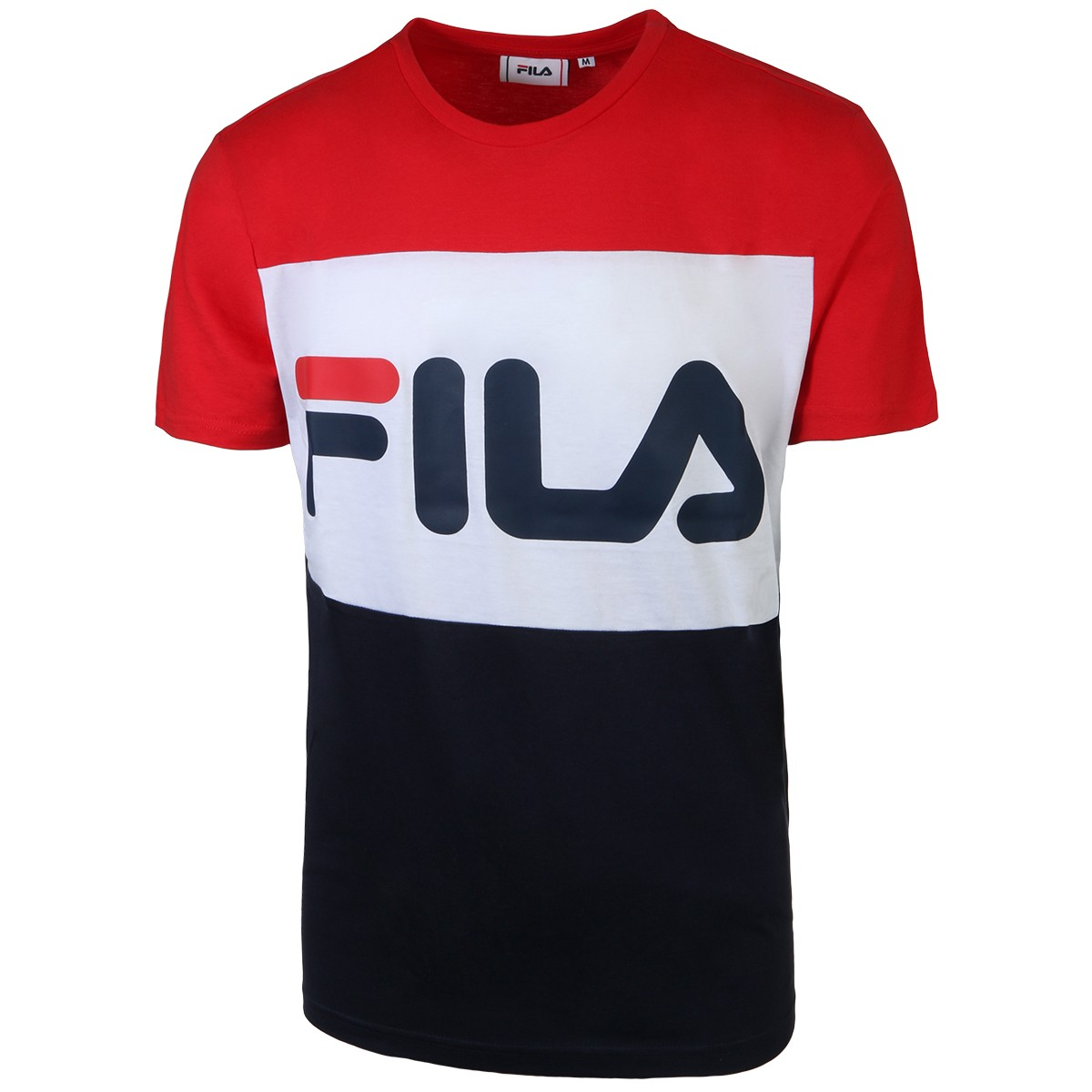 T-SHIRT FILA DAY 3 COULEURS