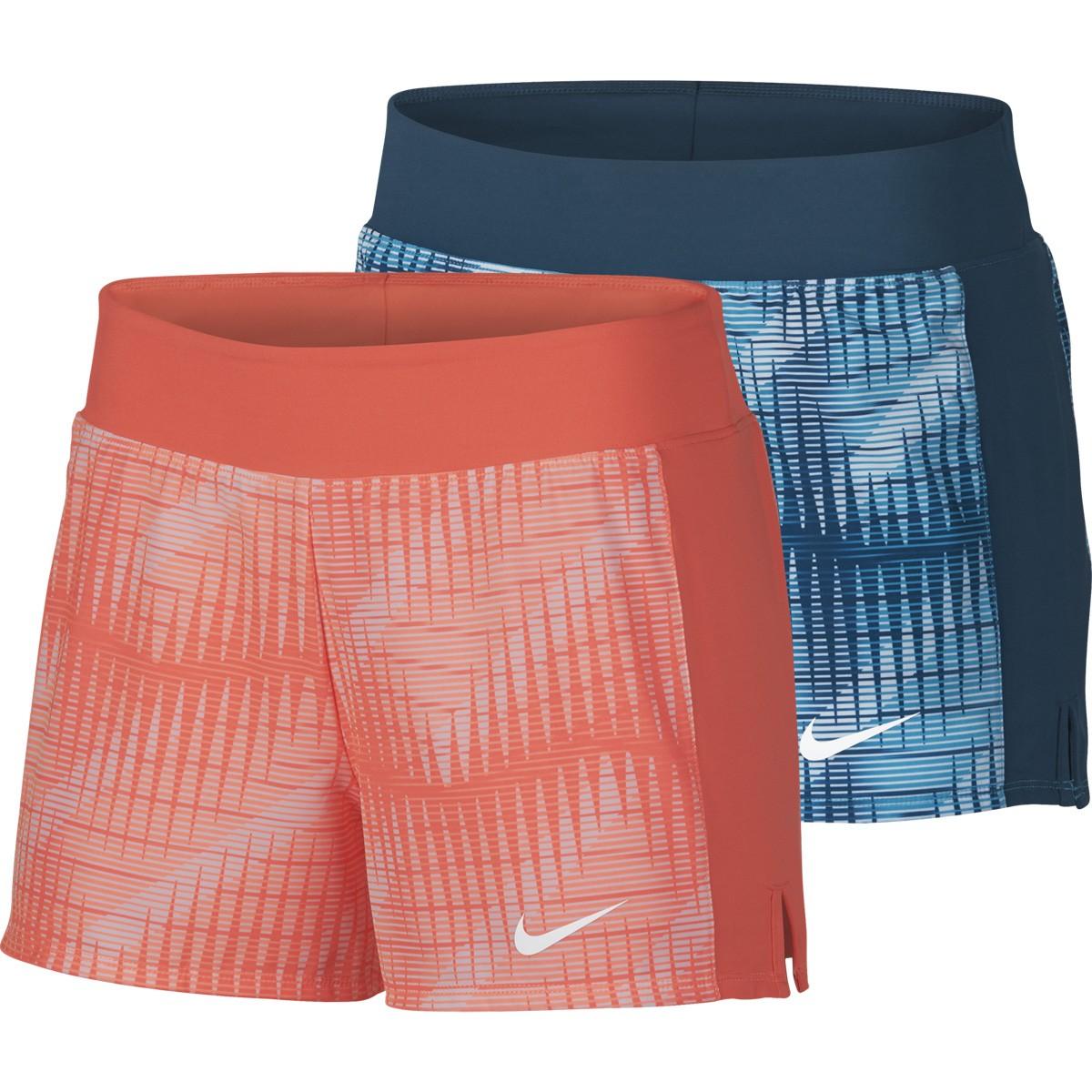 Flex Flex Femme Printed Tennispro Short Short Court Nike Pure x0qntCwgC