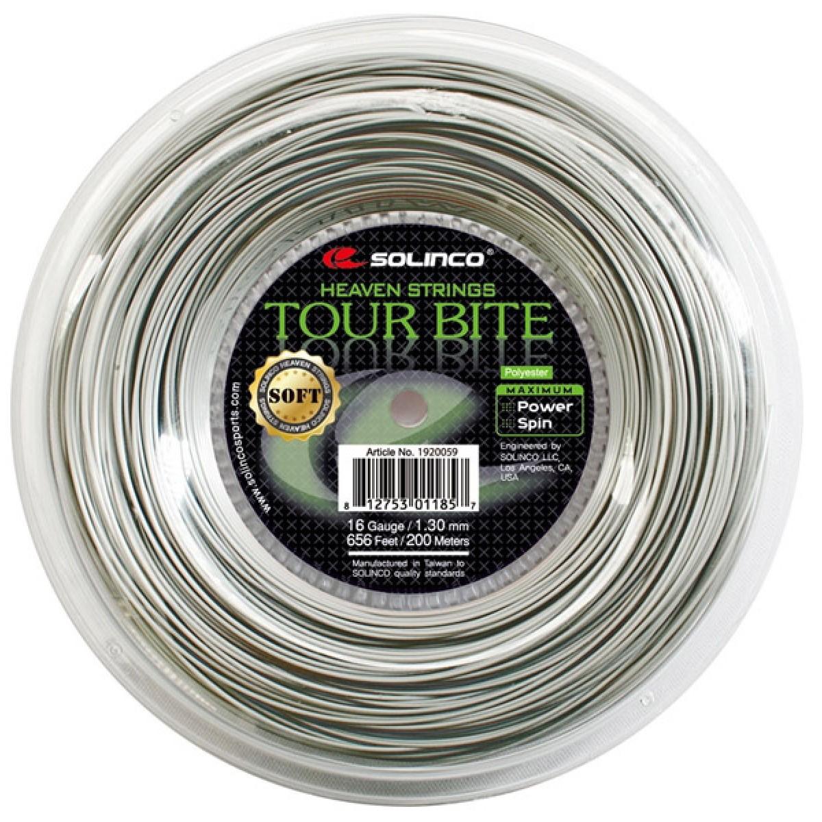 BOBINE SOLINCO TOUR BITE SOFT (200 METRES)