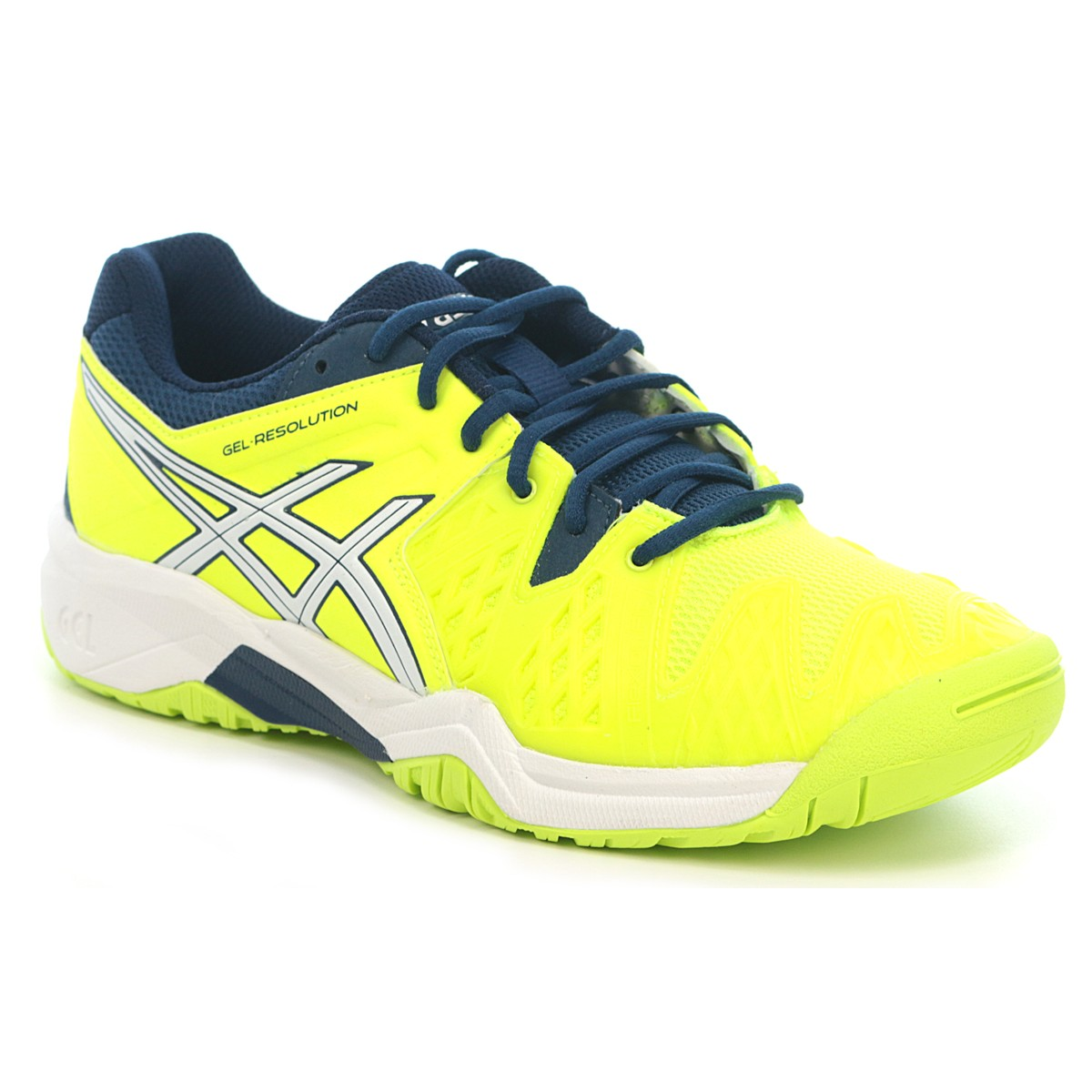 discount a8012 d9ba4 CHAUSSURES ASICS JUNIOR GEL-RESOLUTION 6 GS +