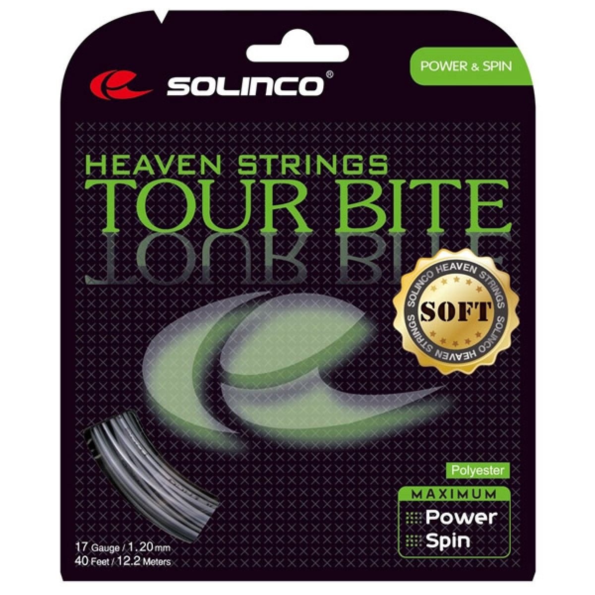 CORDAGE SOLINCO TOUR BITE SOFT (12 METRES)
