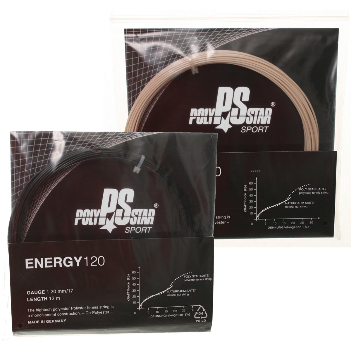 CORDAGE POLYSTAR ENERGY (12 METRES)