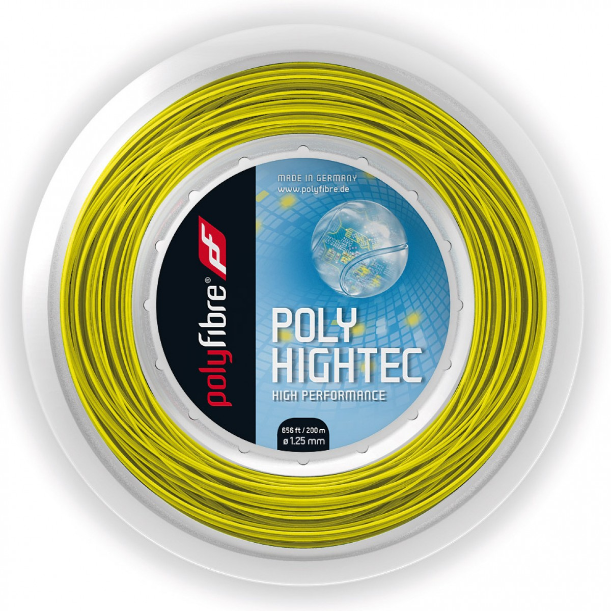 BOBINE POLYFIBRE HIGHTEC (200 METRES)