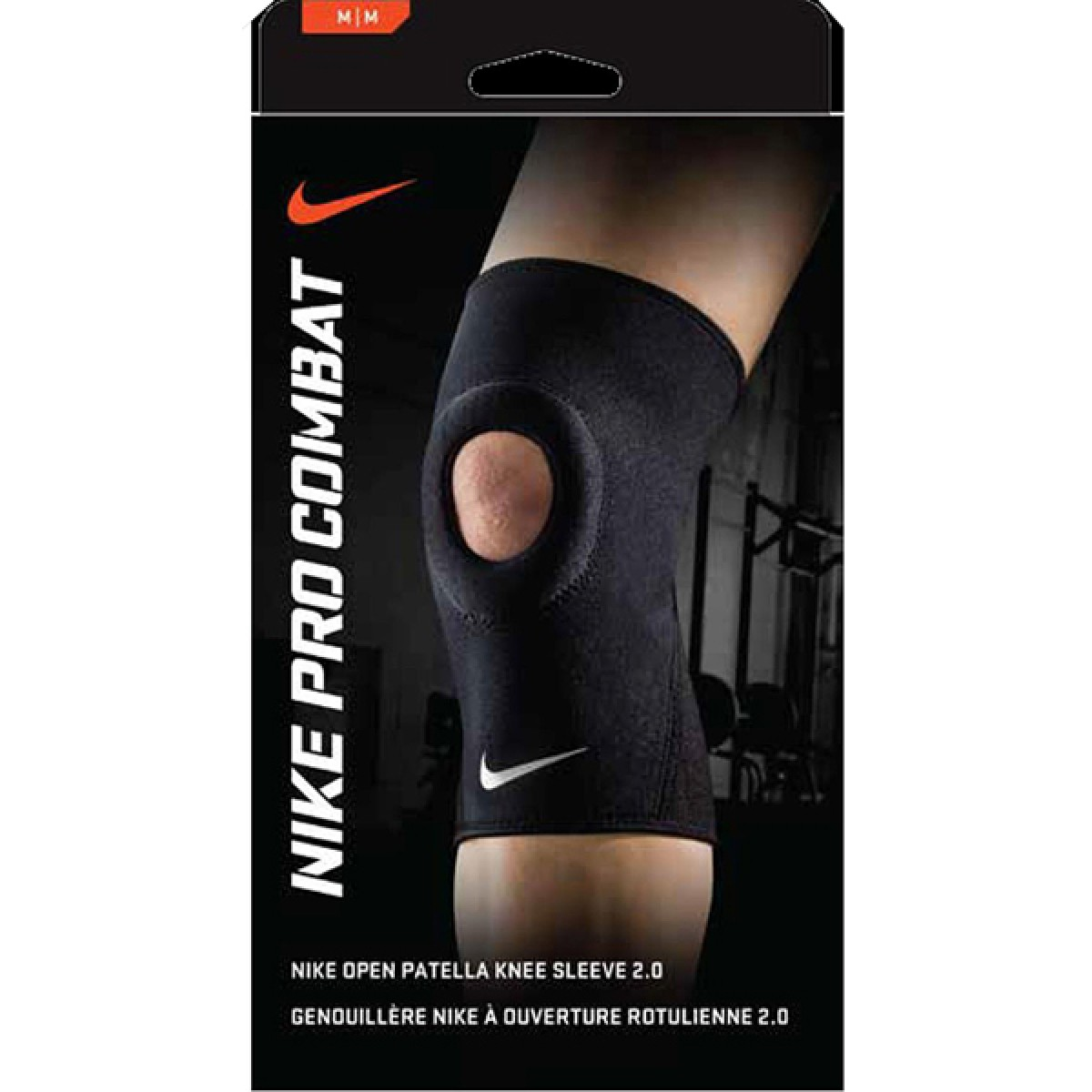 GENOUILLERE NIKE A OUVERTURE ROTULIENNE 2.0