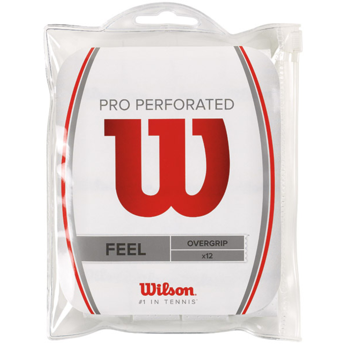 12 SURGRIPS WILSON PRO OVERGRIP PERFORATED